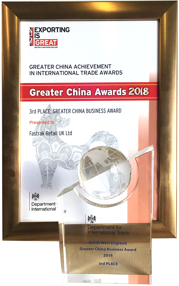 Greater China Awards
